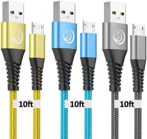 Yosou Micro USB Cables