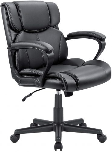Furmax Mid Back Executive Office Chairs