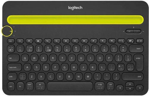 Logitech Bluetooth Multi-Device Keypads