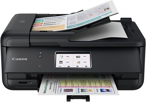 Canon TR8520 All-In-One Bluetooth Printers