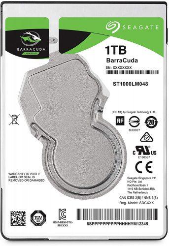 Seagate BarraCuda 1 TB Hard Drives
