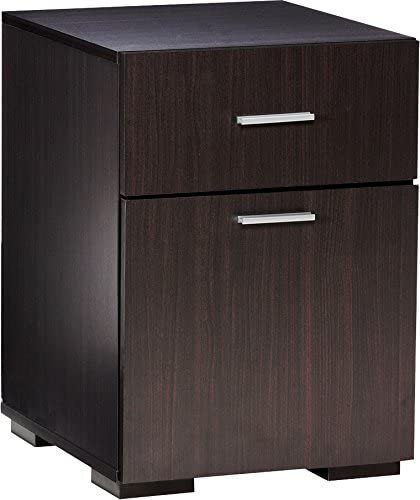 Comfort Products Modern 2 Drawer Cabinet