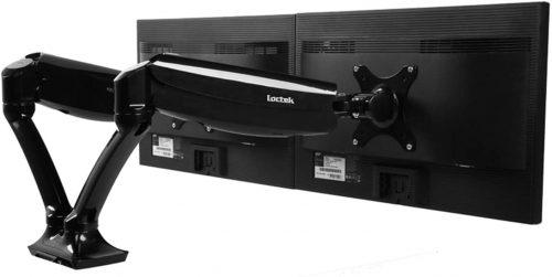 Loctek Dual Monitor Arm