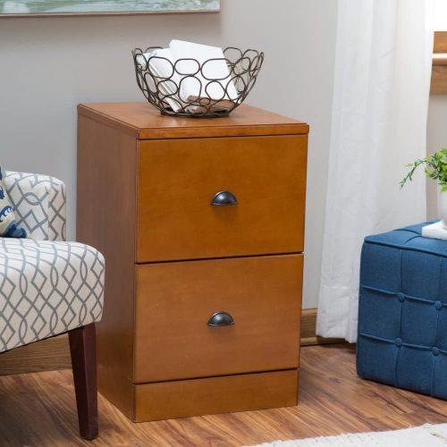 Belham Living Cambridge Wooden File Cabinet