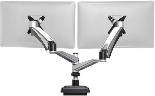 Vari Dual-Monitor Arm - Monitor Desk Mount