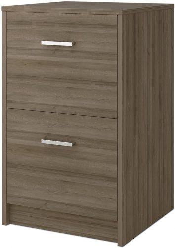 DEVAISE Wood File Cabinet