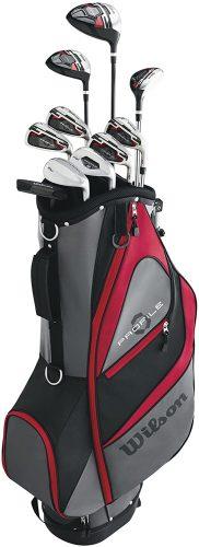 Wilson - Left Handed Golf Clubs