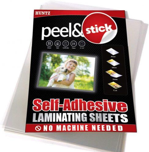 Laminating Sheets by Huntz - Laminate Sheets