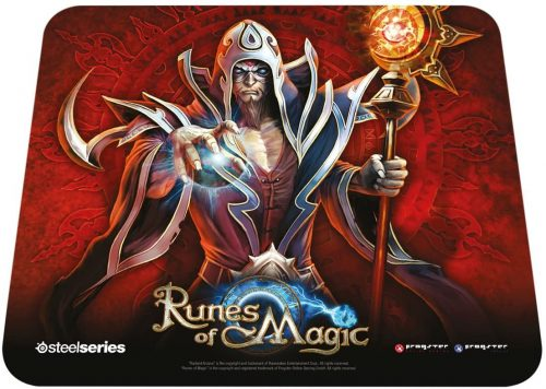 QcK Runes of Magic - Mouse Pads by SteelSeries
