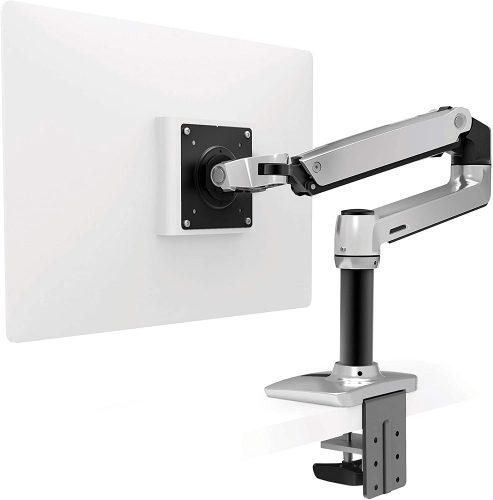 Ergotron- LX Desk Monitor Arm - Monitor Desk Mount