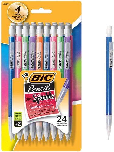 BIC Xtra-Sparkle Mechanical Pencil