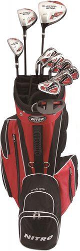 Nitro Golf - Left Handed Golf Clubs