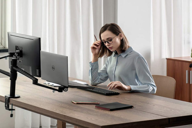 Best Dual Monitor Stand In 2021 | Space-Saving Solution