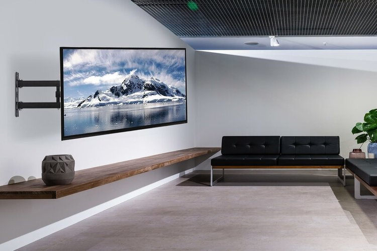 Best Full Motion TV Wall Mount In 2021 | Hassle-Free & Convenient