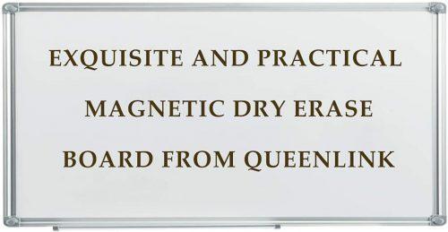 QUEENLINK Dry Erase Board - Whiteboard Calendars