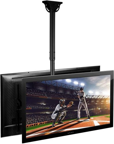 Mount-It! Dual Screen TV Ceiling Mount