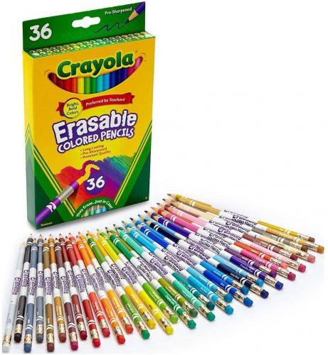 Crayola Erasable Art Tools - Drawing Sets
