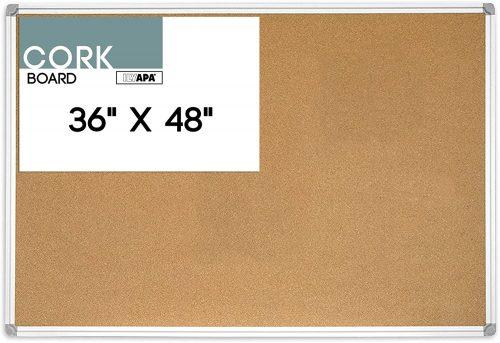 Ilyapa Cork Bulletin Board - Large Corkboards