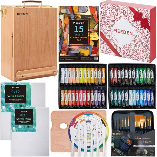MEEDEN Acrylic Painting Set - Drawing Sets