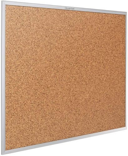 Quartet Cork Board - Notice Boards
