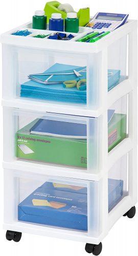 IRIS MINI CHEST - Plastic Storage Drawers