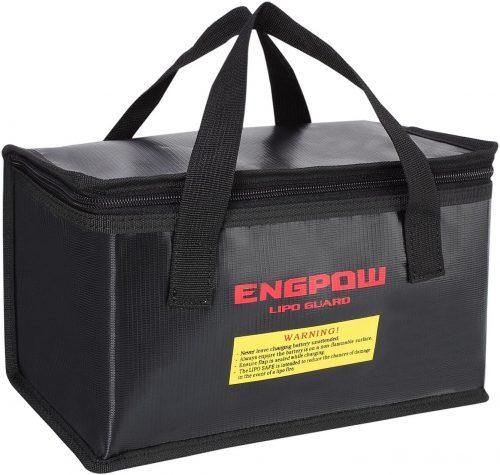 ENGPOW Fireproof Explosionproof Lipo Safe Bag