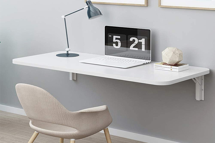 Best Wall Mounted Desk In 2020 | Space-Saving Solution